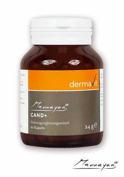Mannayan Cand für die Candida-Therapie