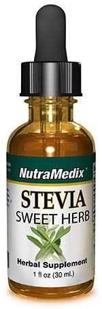 Stevia - bis zu 300 mal süßer als Zucker