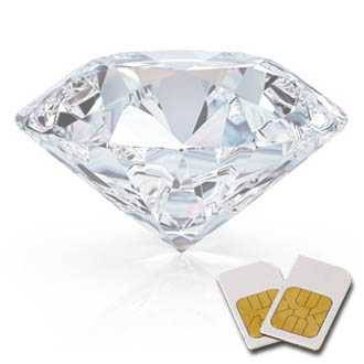 Chipcard CRYSTAL for Zapper Diamond Shield after Hulda Clark