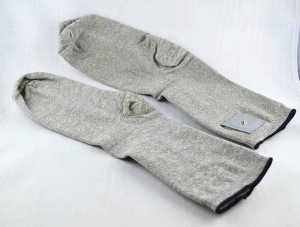 metal socks for electrostimulation, zapper, fine current
