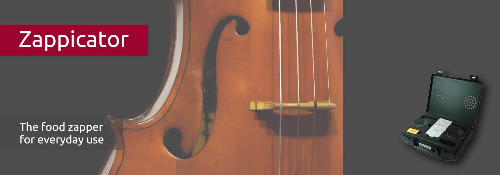 frequencies act like the strings of a musical instrument
