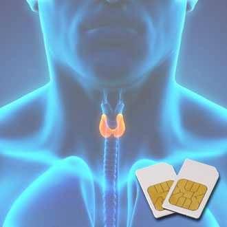 Chipcard Schi-Unt Hypothyroidism for Zapper Diamond Shield