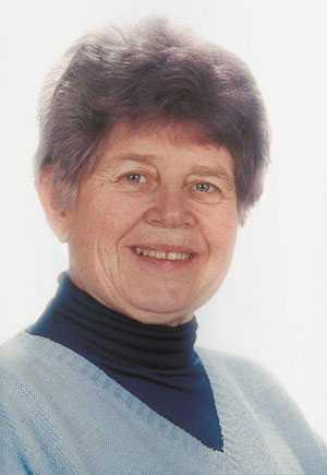 Portrait of Hulda Clark