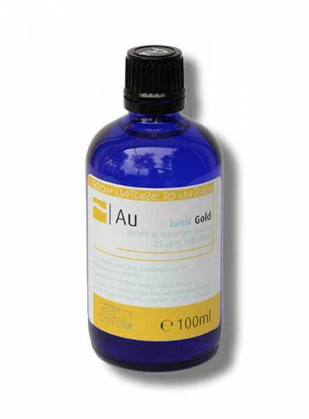 Preview: Colloidal gold 100ml makes you happy - best quality