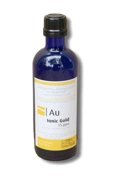 Preview: Colloidal gold 200ml makes you happy - best quality