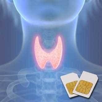 Chipcard Hyperthyroidism for Zapper Diamond Shield