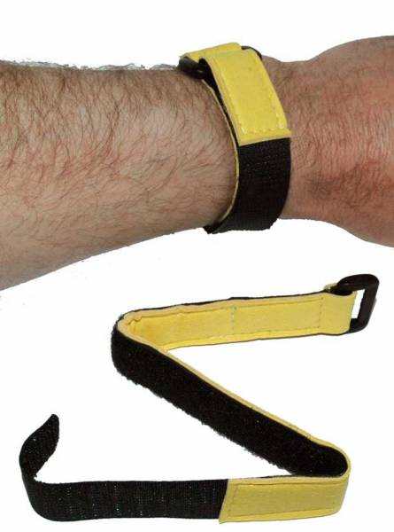 Preview: Pair of wrist cuffs 30cm for wet application for Biowave Zapper